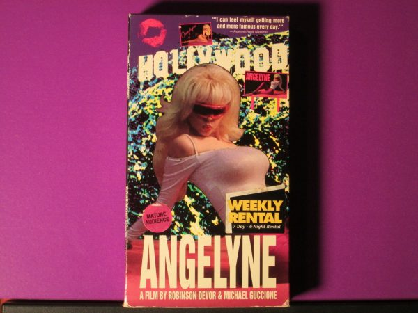 Angelyne - Sweet N Evil
