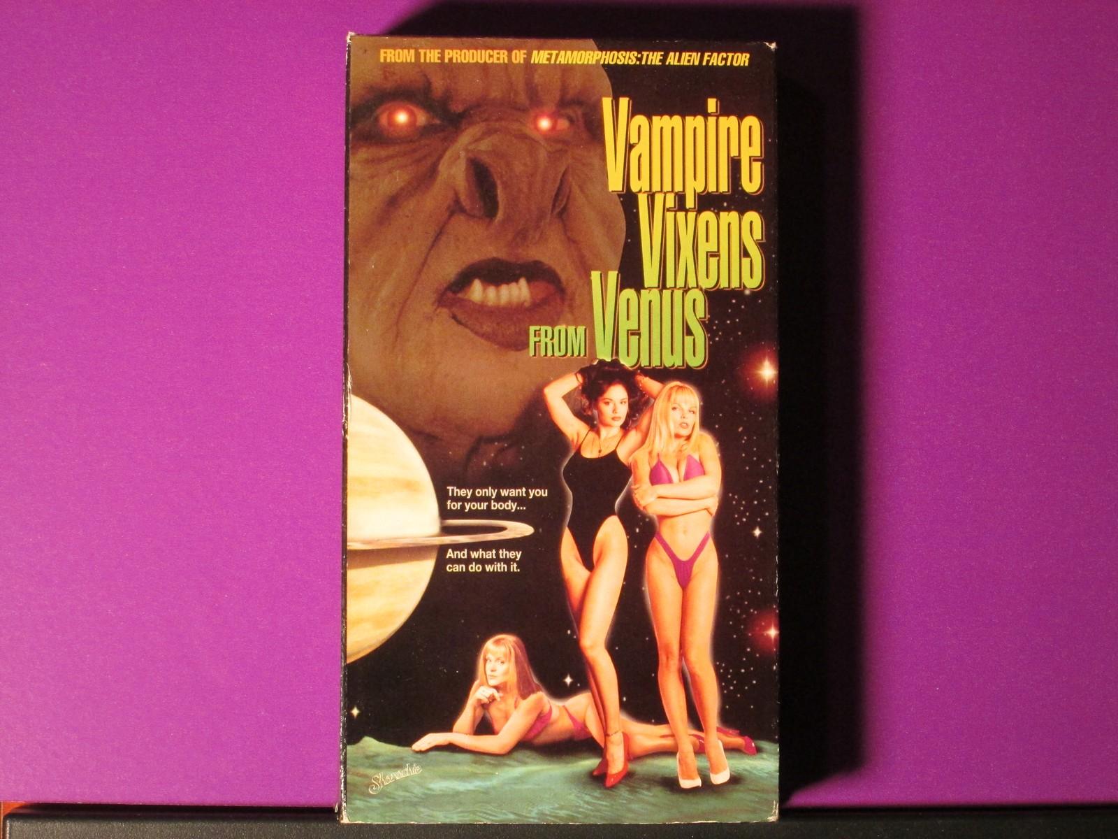 Vampire Vixens from Venus - Ted Bohus - Sweet N Evil
