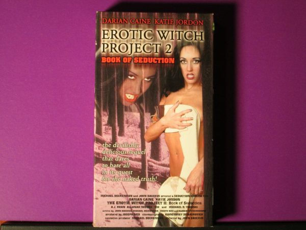 Erotic Witch Project 2 - Darian Kane - Sweet N Evil