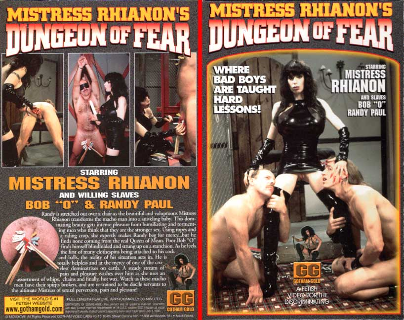 Mistress Rhiannon's Dungeon of Fear