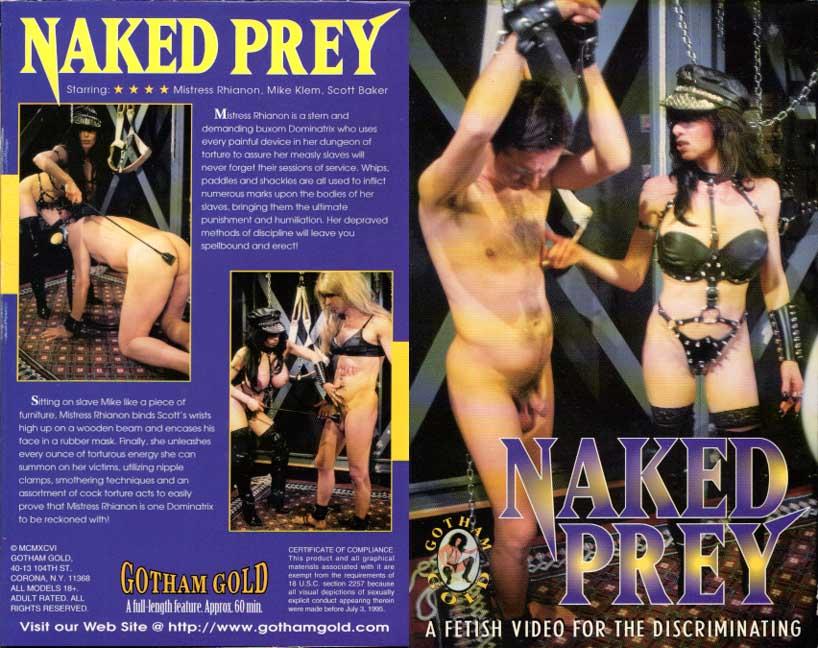 Mistress Rhiannon - Naked Prey