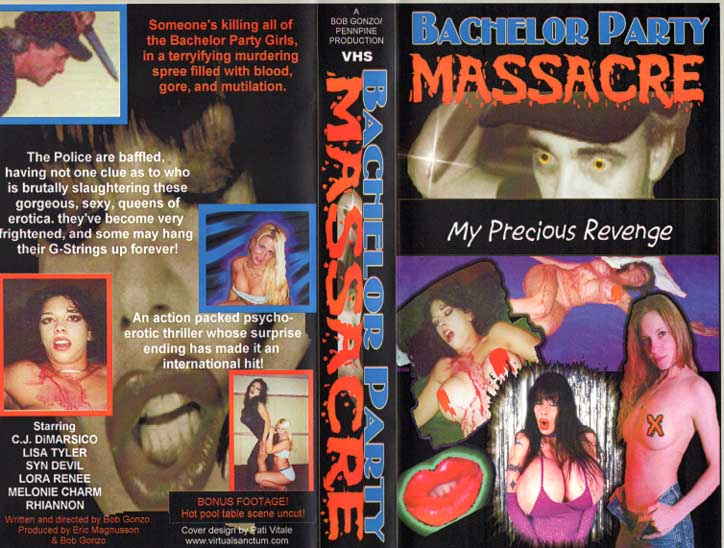 Rhiannon - Bachelor Party Massacre